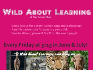 wild about LEARNING SUMMER